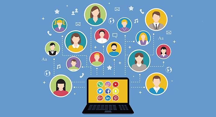 A influência dos influenciadores no Mundo Digital