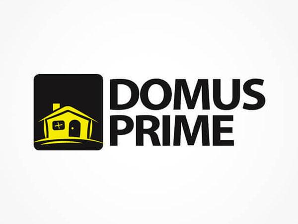 Logomarca Domus Prime