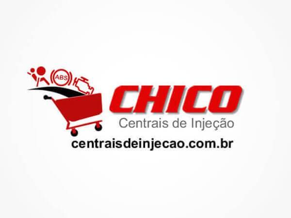 Logomarca Chico Centrais de Injeção