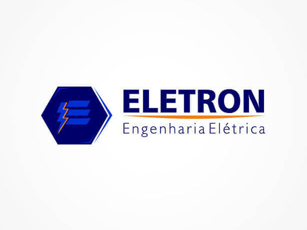 Logomarca Eletron Engenharia Elétrica