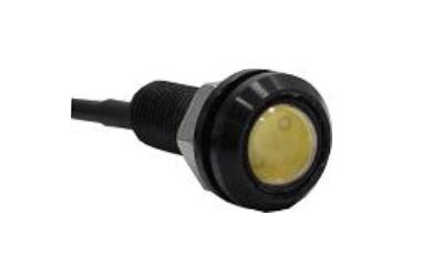 LED Olho de Águia com rosca 3W