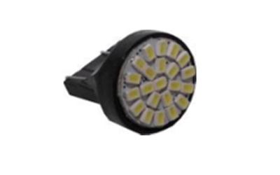LED T20 2 POLOS - 22 SMD Super Power Branca 12V