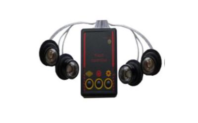LED HP-Branco/Vermelho Trailer 4 – 12V