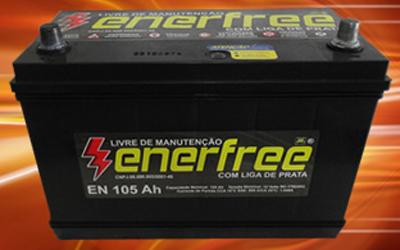 Baterias Enerfree
