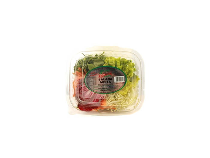 Salada Mista Delícia Higienizado 200 gramas