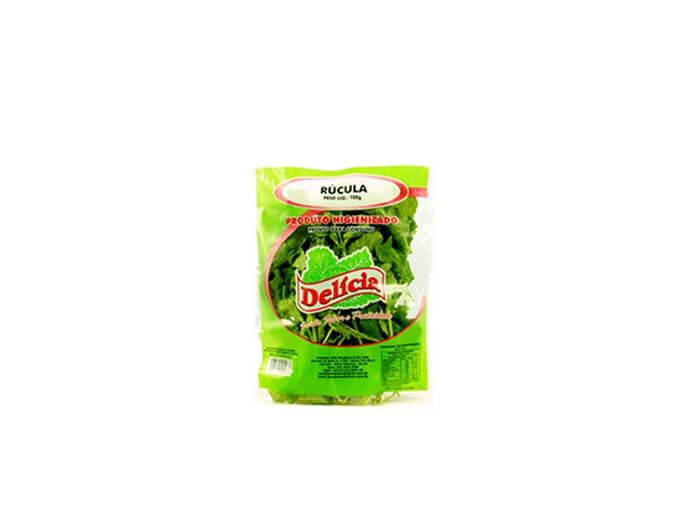Rúcula Delícia Higienizado 200 gramas