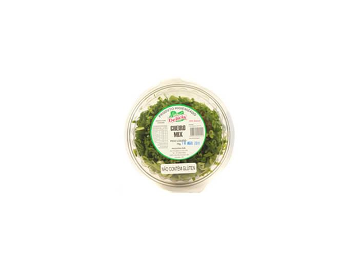Cheiro Mix Picado Delícia Higienizado 70 gramas