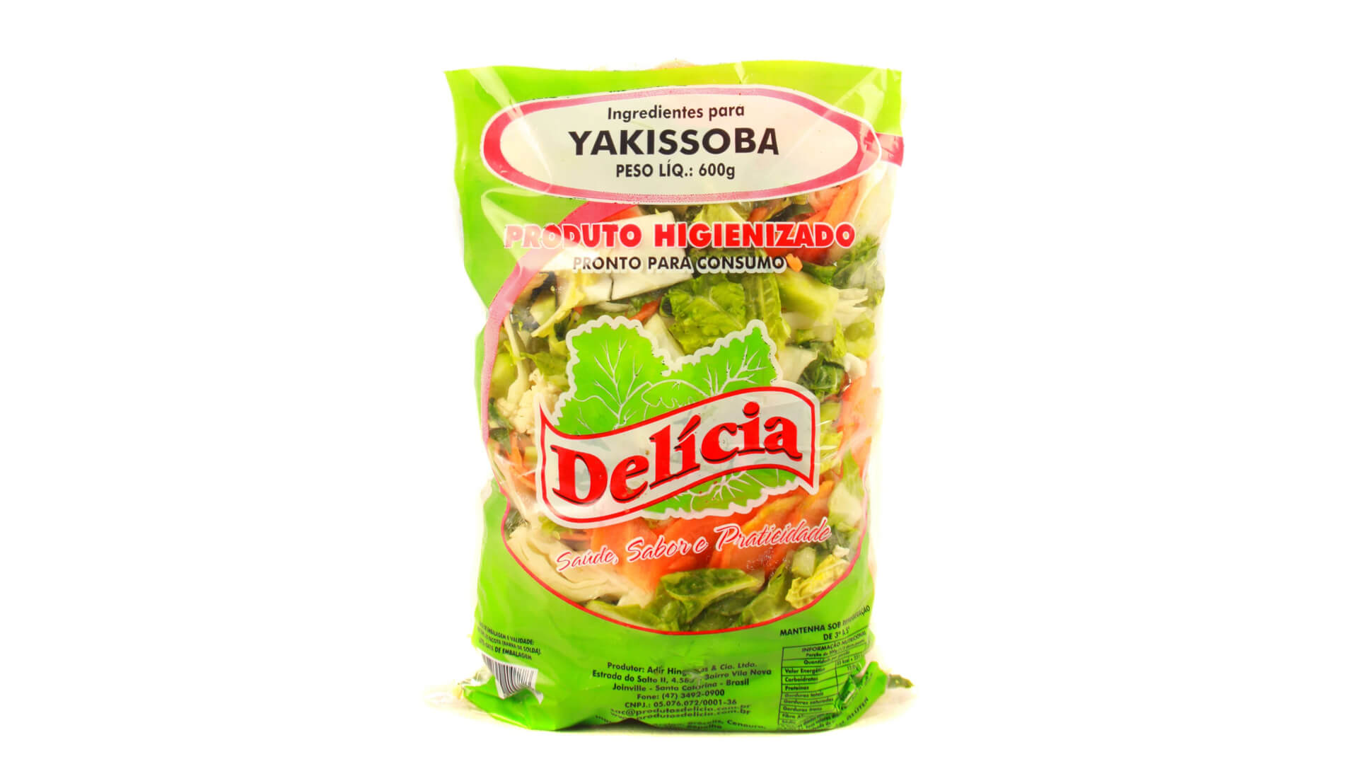 Ingredientes Para Yakissoba