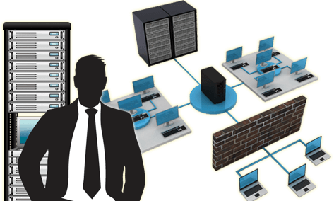 Infraestrutura de redes e servidores