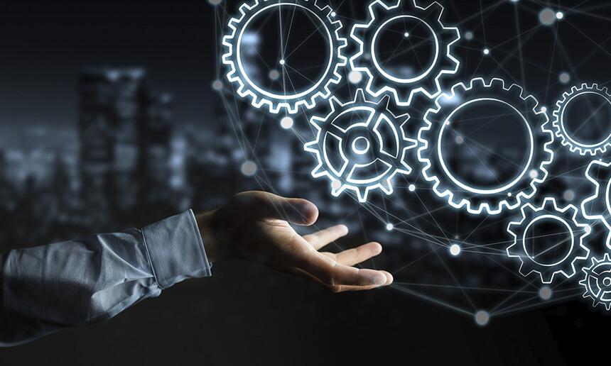 Implementação de equipamentos e tecnologias