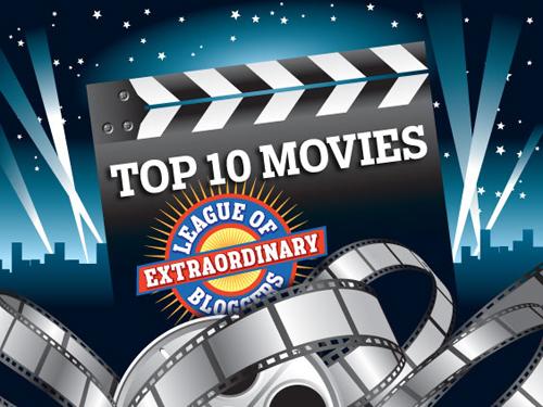 Top 10 - Filmes que inspiram!