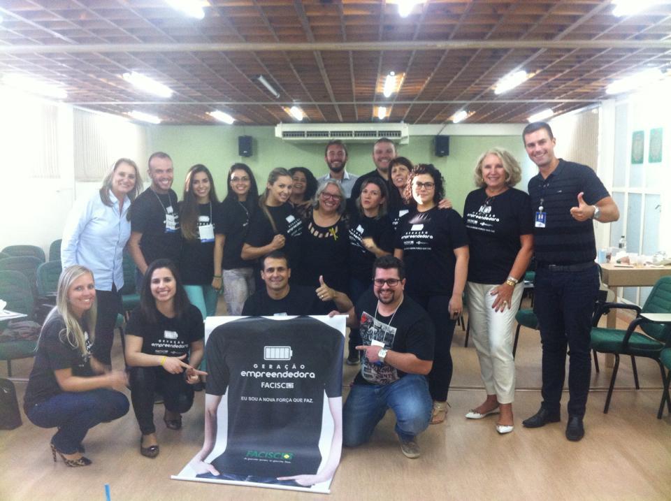 Projeto Geração Empreendedora