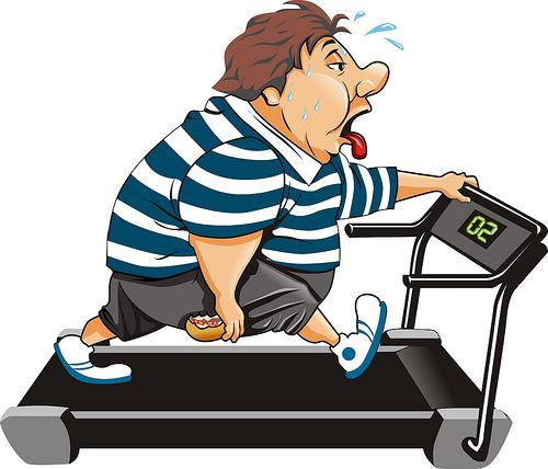 BRASIL - Grande atleta gordo!