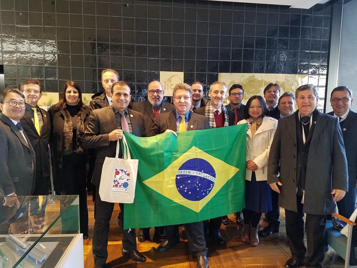 Fortalecendo a Indústria Brasileira com experiência do Japão.