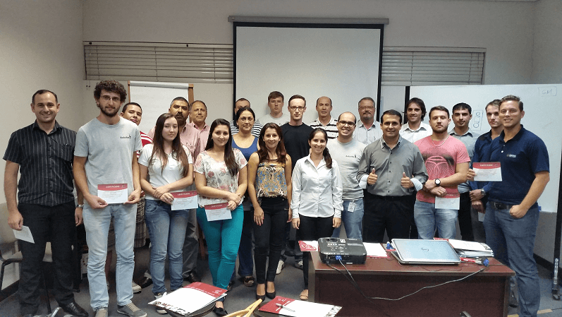 Treinamento PDCA - Método de Solução de Problemas - ACIJ/fev/15