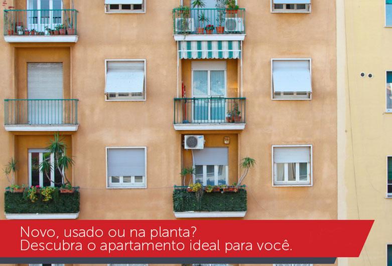 Descubra o apartamento ideal para você