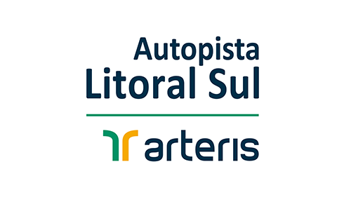 Cliente: Auto Pista Litoral Sul - Arteris