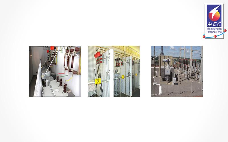 Manutenção Preventiva e Corretiva em Subestações