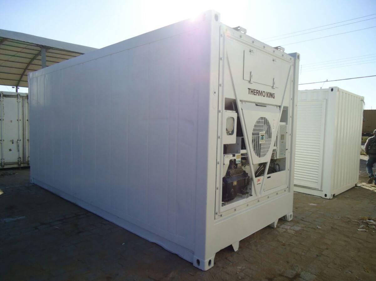 Containers Reefers (Refrigerados).