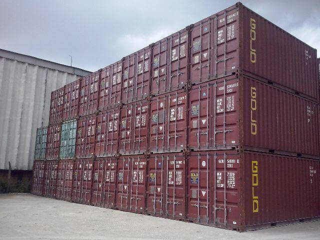 Containers Dry (Secos)
