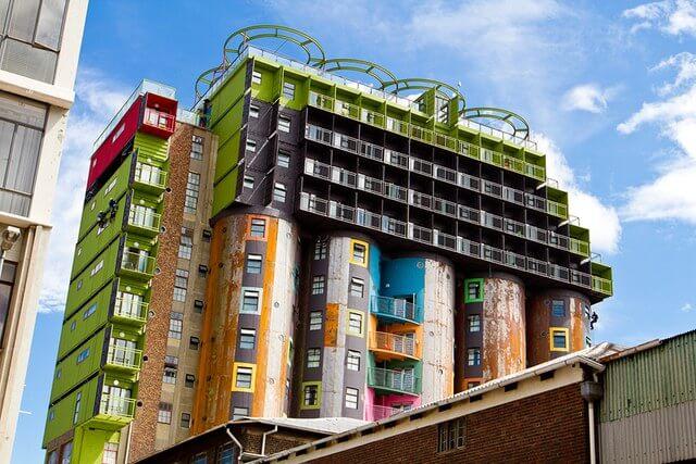 Apartamento em Container Citiq's Mill Junction - Joanesburgo