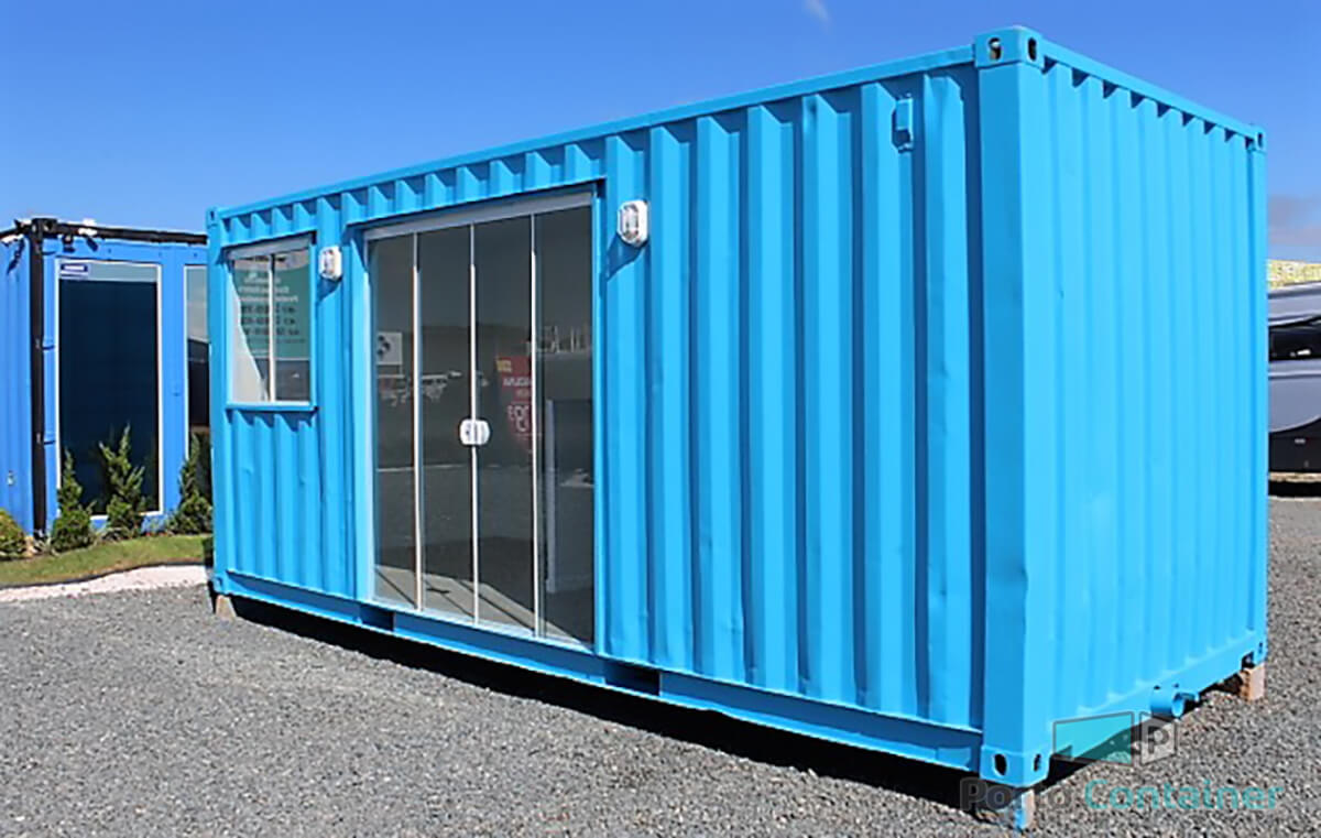 KITNET CONTAINER 15 M²
