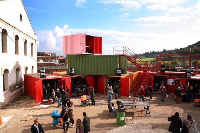 Shopping com Container é Sucesso na Certa