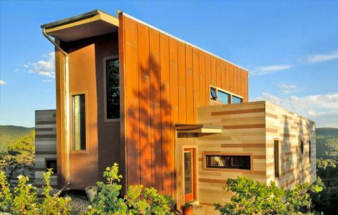 Container é estrutura sustentável