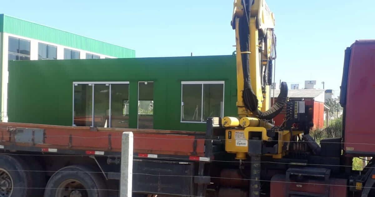 Projeto Casas de Containers