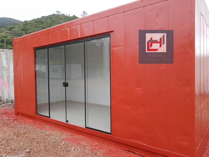 Container Escritório de 15 m²