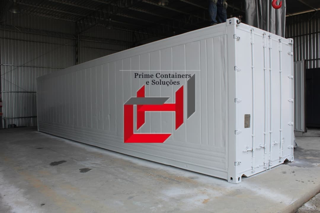 Containers Reefers a Pronta Entrega
