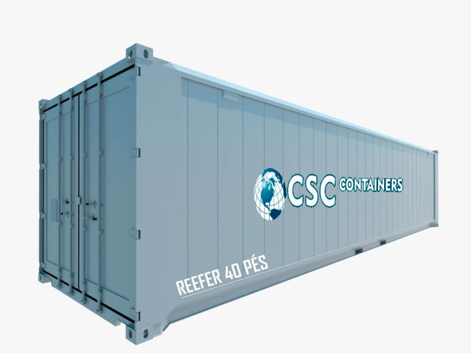 Containers Reefer
