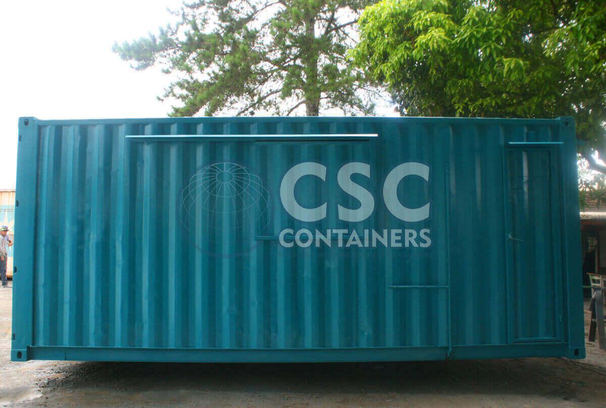 Container Loja de Stand up e acessórios de surf