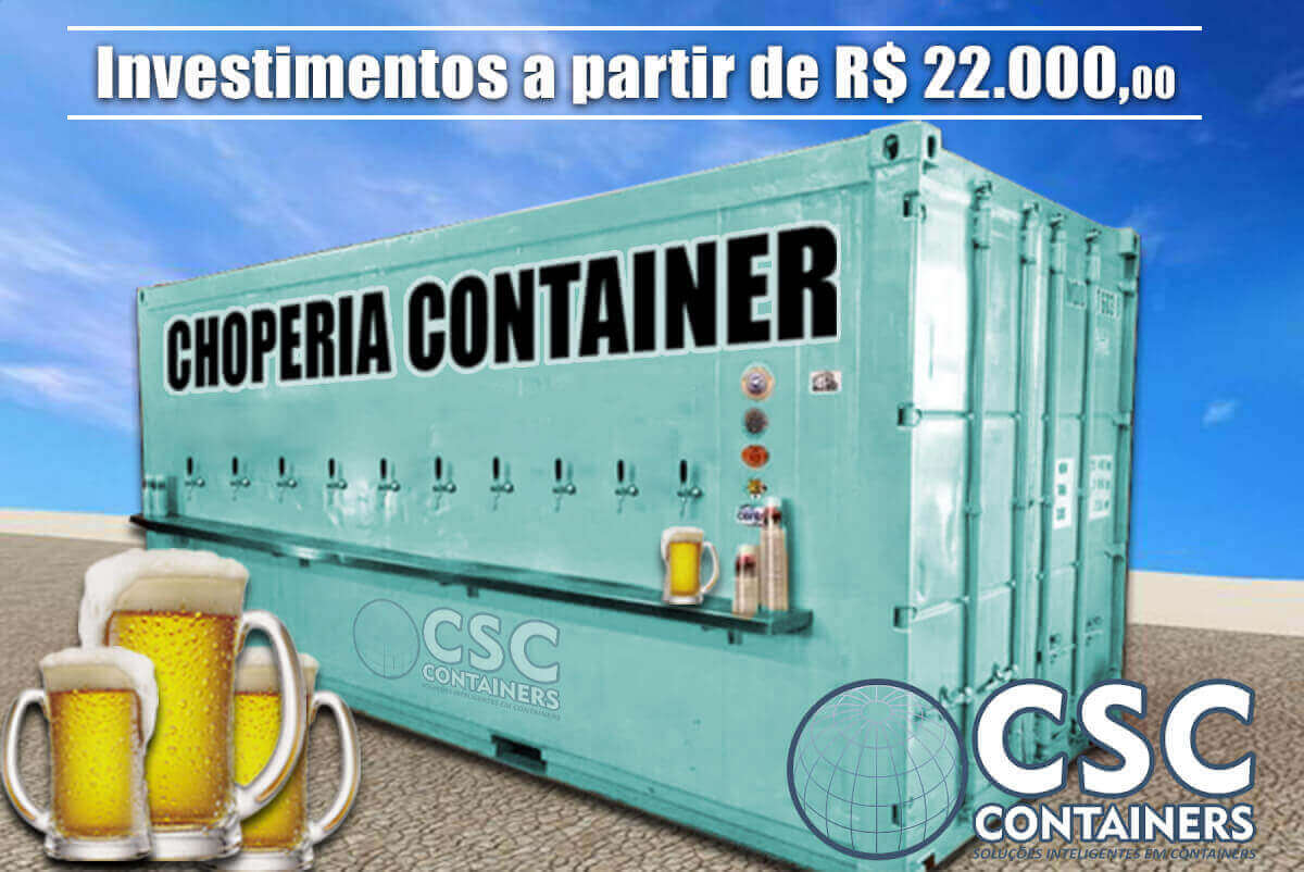 Choperia Container Reefer