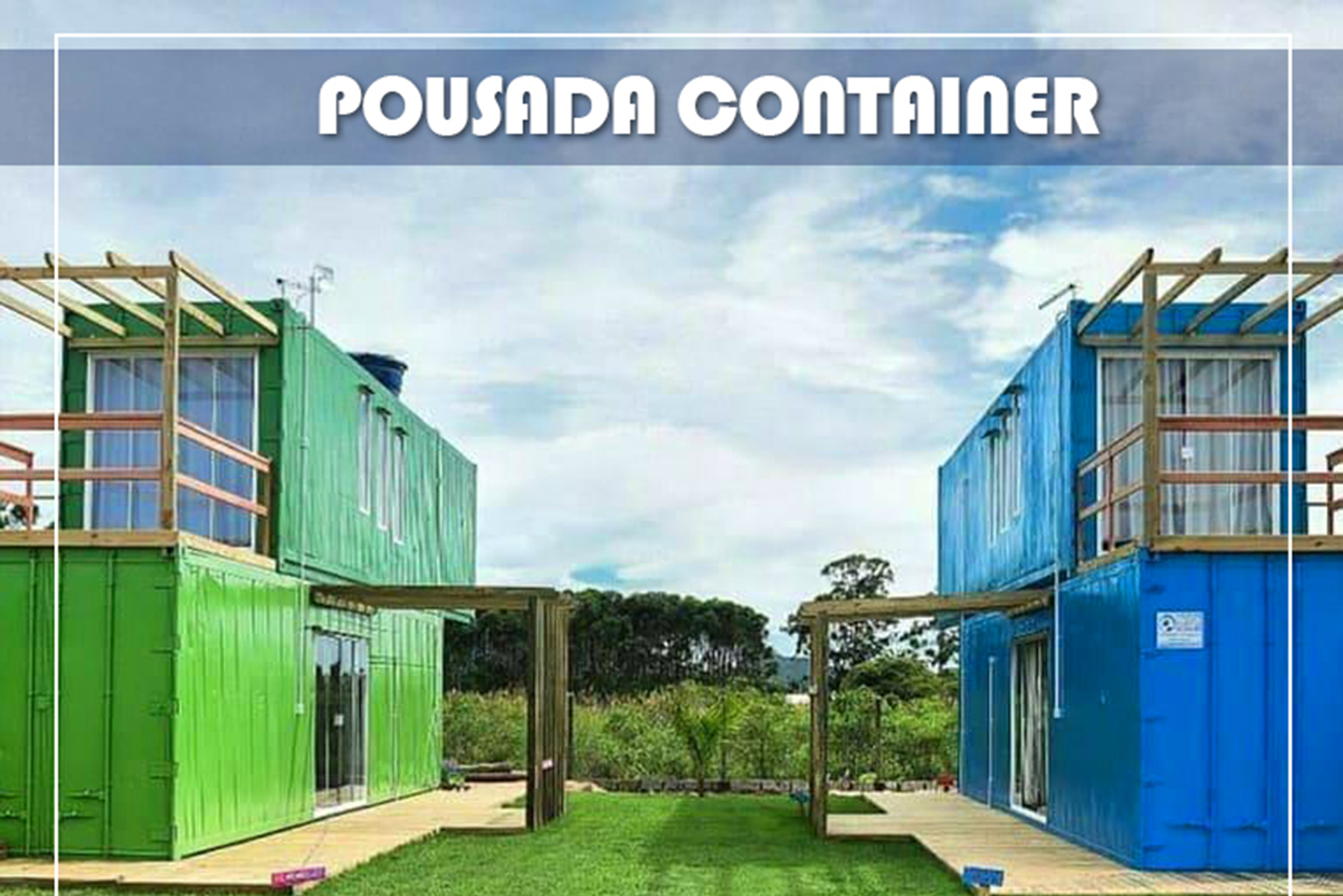 Pousada Container