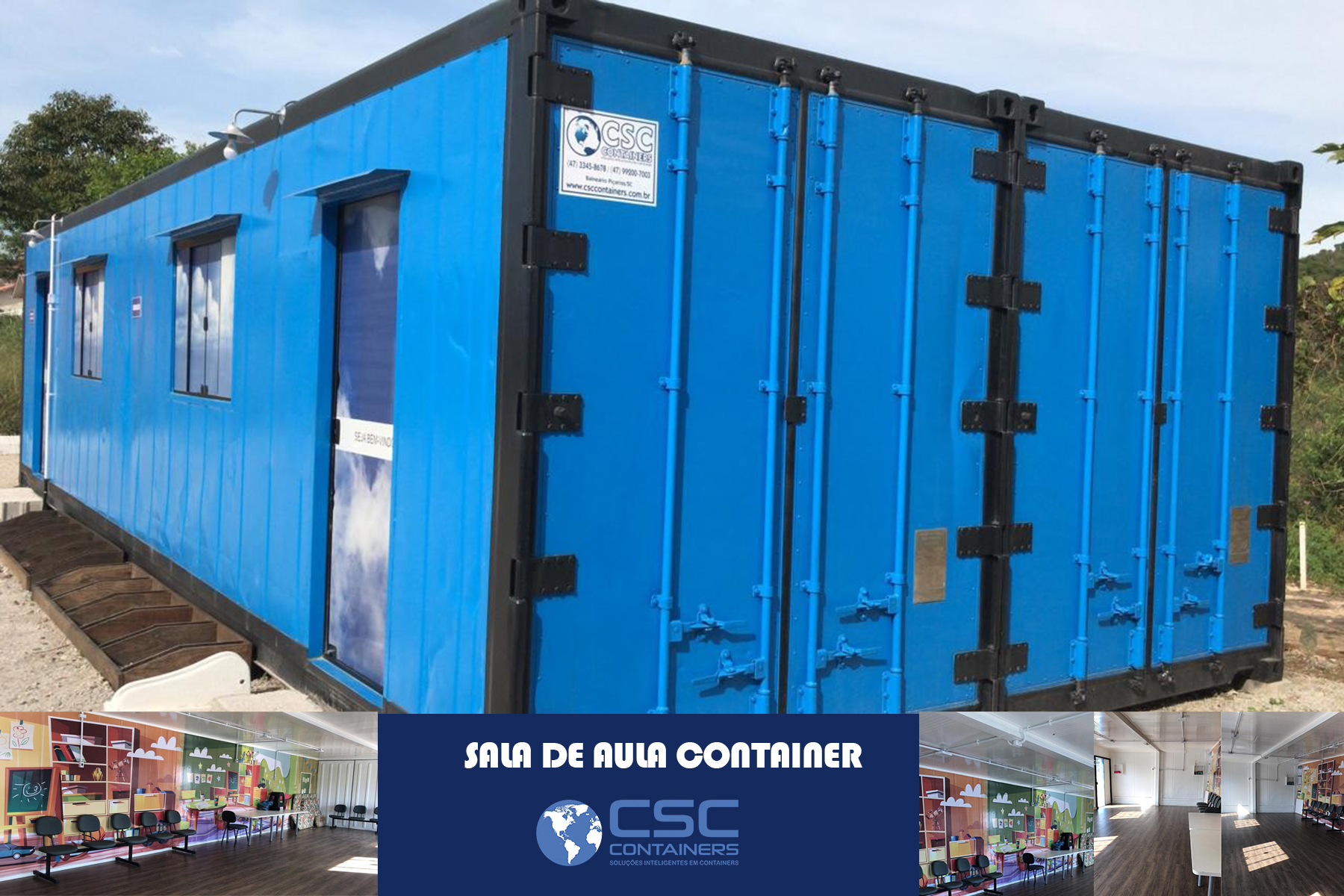 Sala Container