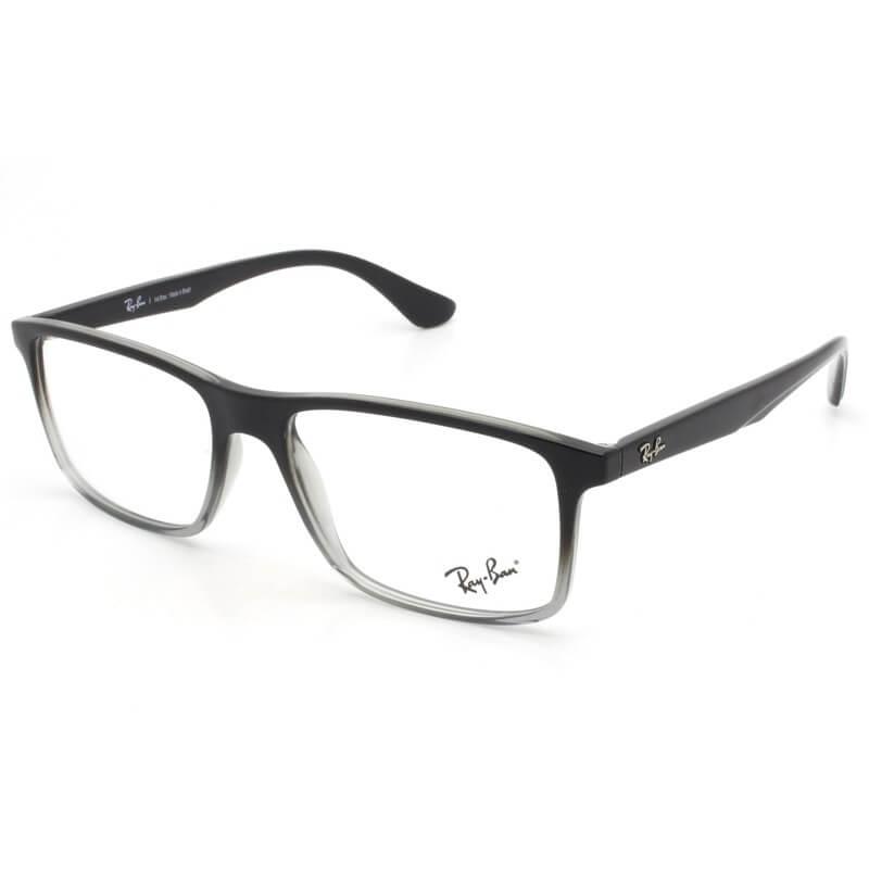 45cc1420d Armação Ray-ban masculino rb 7120l 5667 55-16 145 · Óculos de grau ...