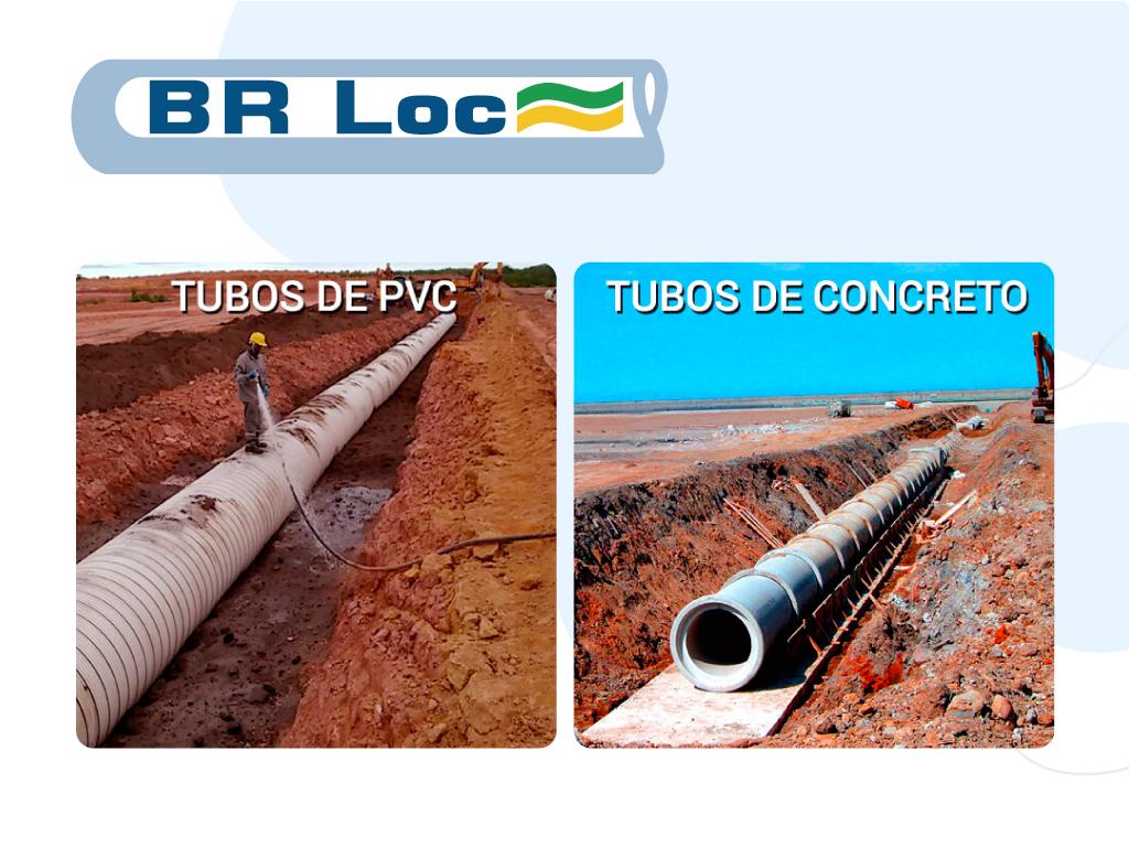 Vantagens dos tubos de PVC em comparação aos tubos De Concreto