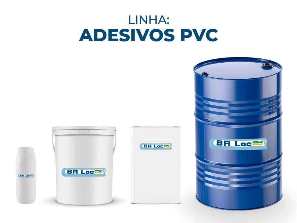 Linha de Adesivos PVC